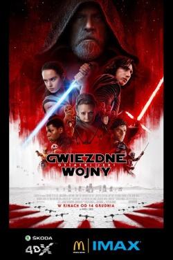 Miniatura plakatu filmu Gwiezdne wojny: Ostatni Jedi