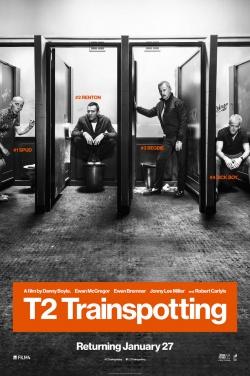 Miniatura plakatu filmu T2 Trainspotting
