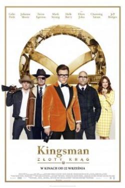 Miniatura plakatu filmu Kingsman: Złoty krąg