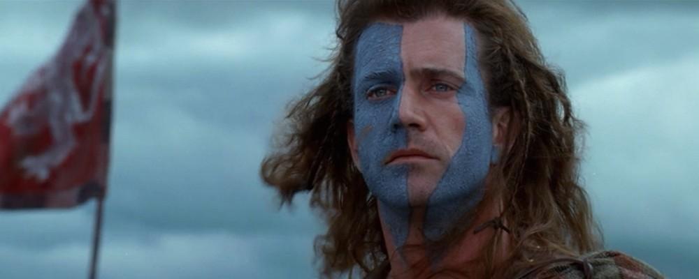 duża fotografia osoby Mel Gibson